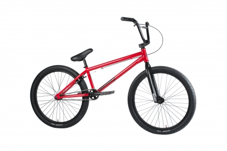 SUNDAY Bicicleta BMX 2019 Model C 24 Rosu 22TT - 1